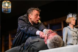"Tarnowski teatr - premiera spektaklu ,,Tango"""