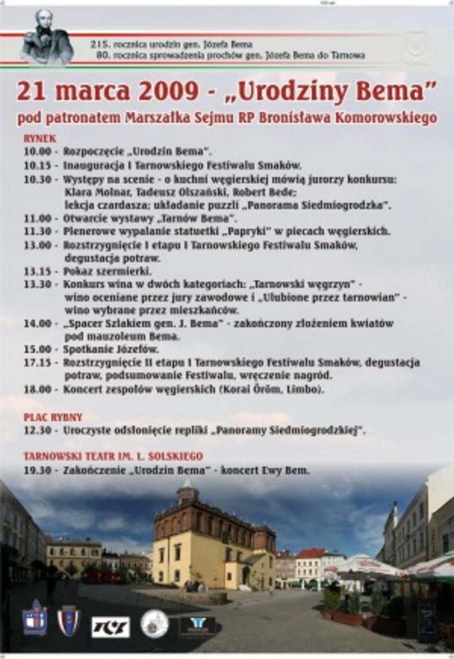 cb66571c16fb7 Bema pamięci… - TARNÓW - Polski Biegun Ciepła