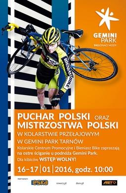 Wyścig kolarski w Tarnowie