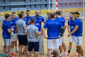 Drużyna piłkarzy ręcznych Grupy Azoty SPR Tarnów