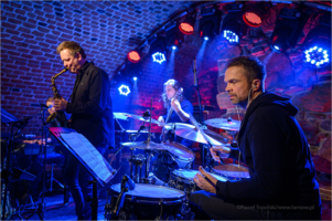 Piwnice TCK - koncert Łukasz Pawlik Quartet