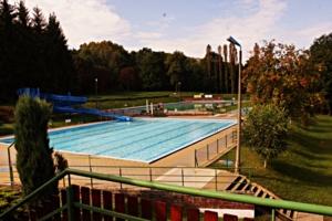 Letnia pływalnia Tarnowskiego Ośrodka Sportu i Rekreacji przy al. Tarnowskich