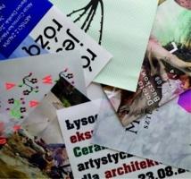 Plakaty BWA w sklepiku