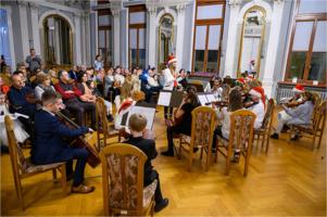 Koncert kolęd i pastorałek Zespołu Szkól Muzycznych