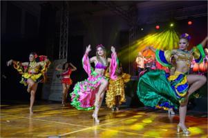 Finał Festiwalu Smaku - Rewia Latino