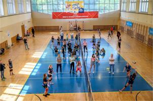 Ogólnopolskie Mistrzostwa Minisiatkówki Dziewcząt