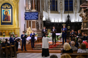 Koncert Chłopięcego Chóru Katedralnego PUERI CANTORES TARNOVIENSES