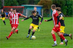 Piłka nożna, IV liga mężczyzn: Tarnovia - Lubań Maniowy