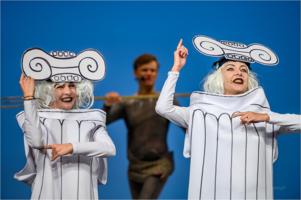 """Tarnowski teatr - premiera spektaklu ,,Mity greckie"""""""