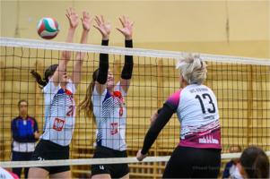 Mecz II ligi siatkówki: UKS Jedynka Tarnów - SMS PZPS II Szczyrk