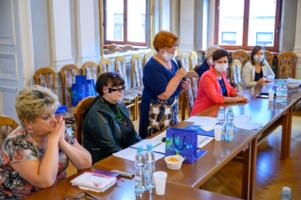 Rada seniorów posiedzenie