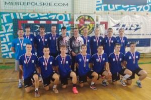 Reprezentacja Małopolski juniorów młodszych w piłce ręcznej