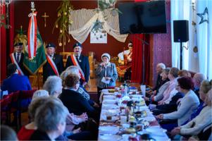 Spotkanie noworoczne Związku Sybiraków i Rodziny Policyjnej