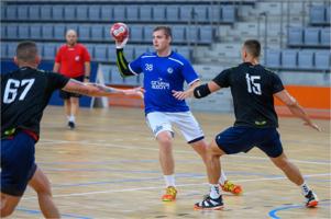 Sparingowy mecz piłki ręcznej mężczyzn: Grupa Azoty SPR Tarnów - Energa MKS Kalisz