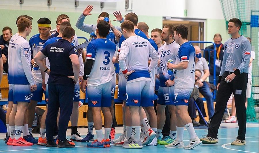 Piłkarze ręczni Grupy Azoty Unii Tarnów