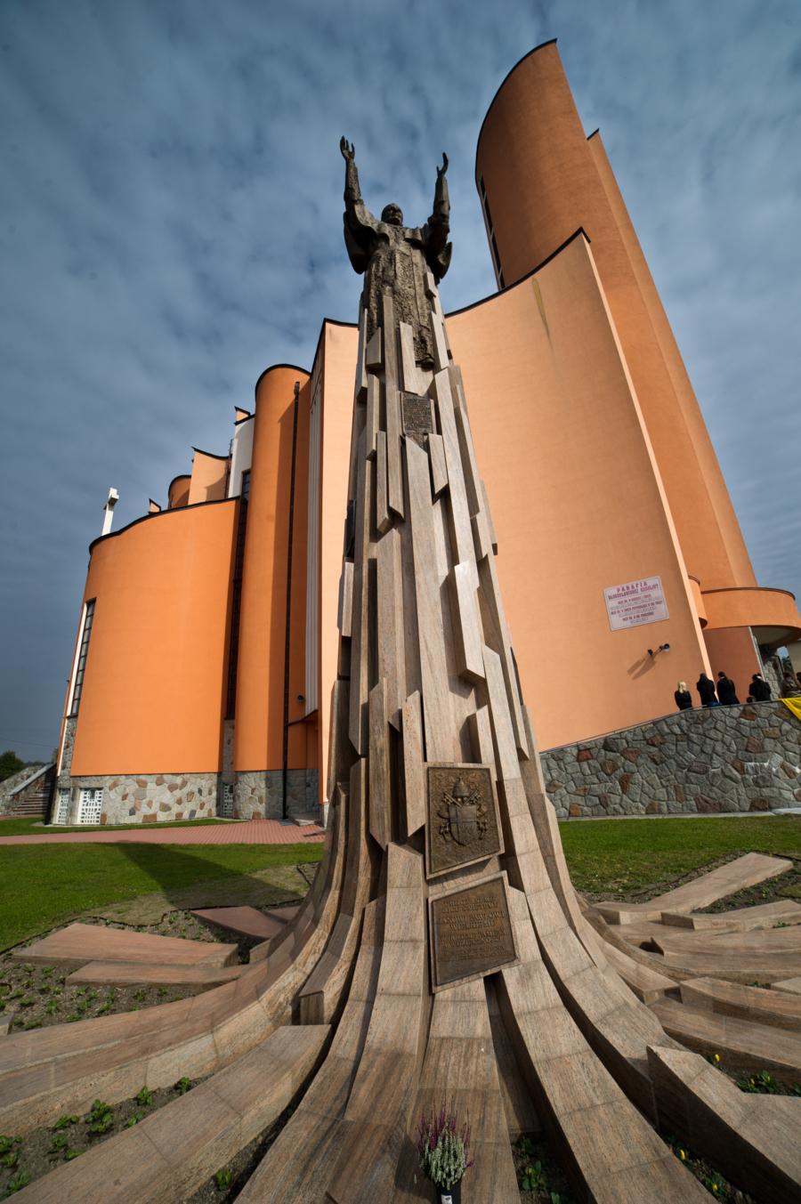Spacerki po Tarnowie - Jan Paweł II